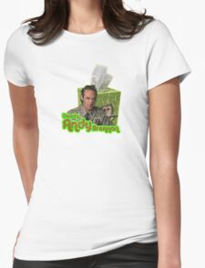 Deputy Andy Brennen Womens Fitted T-Shirt