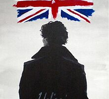 I Believe In Sherlock Holmes by MadameColour