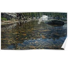 Fly Fishing RMNP Poster
