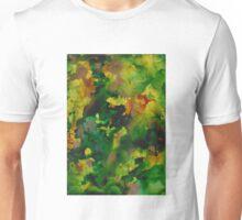 Emerald Patterns 1 Unisex T-Shirt
