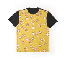 1930s Pattern Graphic T-Shirt