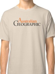 national geographic Classic T-Shirt