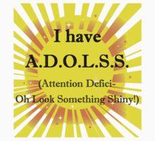 A.D.O.L.S.S. - It's not just the squirrels!  by DVstring