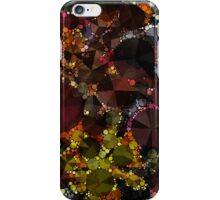 Dots and Facets iPhone Case/Skin