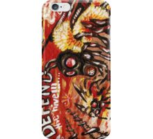 Defend the Hive iPhone Case/Skin