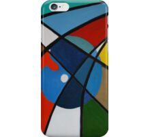 Abstract Roads iPhone Case/Skin