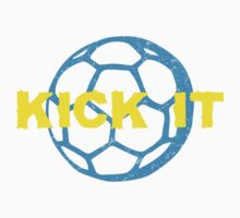 Kick It by SusanCruz