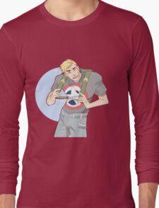 Cinnamon Cap Long Sleeve T-Shirt