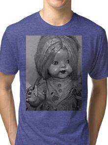 baby Jane doll Tri-blend T-Shirt