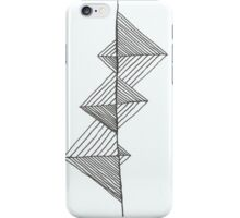 Lines 10 iPhone Case/Skin