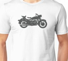 Ride a Russian Motorcycle Unisex T-Shirt