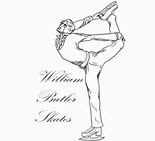 William Butler Skates  Unisex T-Shirt