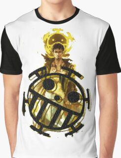 heart pirates 'Law'  Graphic T-Shirt