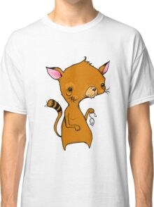 Cat and Mouse Classic T-Shirt