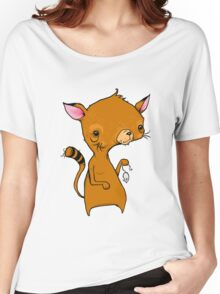 Cat and Mouse Women's Relaxed Fit T-Shirt
