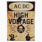 High Voltage by John Bowie