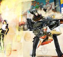 Yuki Blast by Josh Mongeau