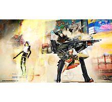 Yuki Blast Photographic Print
