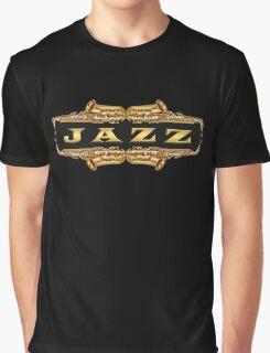 Gold jazz Graphic T-Shirt