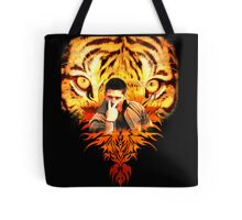 Jensen's eye of the tiger Tote Bag