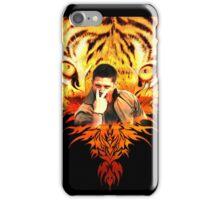 Jensen's eye of the tiger iPhone Case/Skin