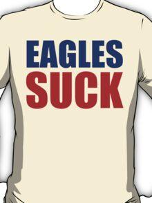 New York Giants - EAGLES SUCK T-Shirt