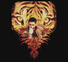 Jensen's eye of the tiger by Amberdreams
