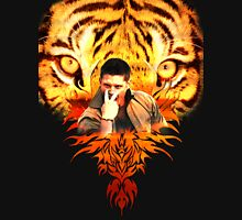 Jensen's eye of the tiger Womens T-Shirt