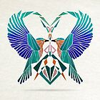 heart of birds by Manoou
