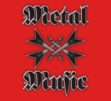 Metal music One Piece - Short Sleeve