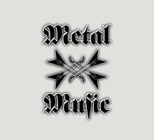 Metal music Unisex T-Shirt
