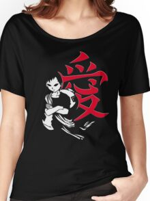 Gaara in Red Love Women's Relaxed Fit T-Shirt