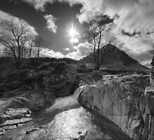 River Coupall Rocks by Tim Haynes