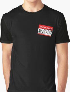 Monster Graphic T-Shirt