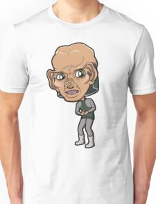 Star Trek DS9 - Ferengi Engineer Rom Unisex T-Shirt