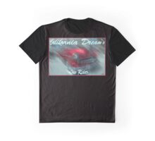 Northern Cali Crimson Classic Graphic T-Shirt