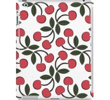 Retro Cherries iPad Case/Skin