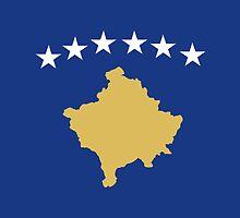 Flag of Kosovo  by abbeyz71