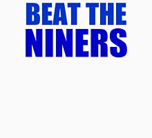 New York Giants - BEAT THE NINERS - Blue Unisex T-Shirt
