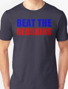 New York Giants - BEAT THE REDSKINS  T-Shirt