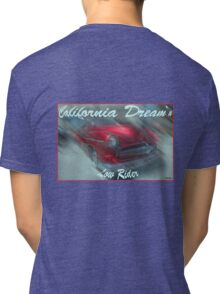 Northern Cali Crimson Classic Tri-blend T-Shirt