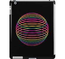 Neon Strings of the Globe iPad Case/Skin