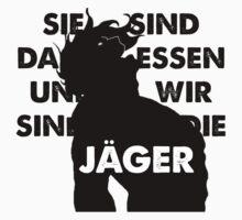 JÄGER by chucklevoodoo