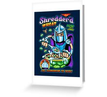Shreddered Wheat Greeting Card