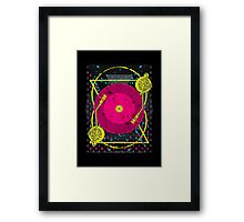 StereoMix Framed Print