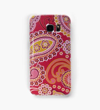 Paisley Pattern Phone Case Samsung Galaxy Case/Skin