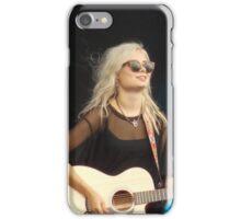 Nina Nesbitt Isle of Wight Festival 2014  iPhone Case/Skin