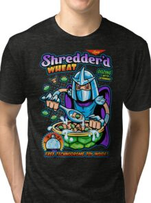 Shreddered Wheat Tri-blend T-Shirt