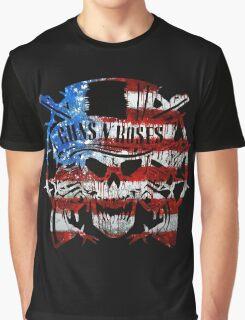 American Made - Guns N' Roses Graphic T-Shirt
