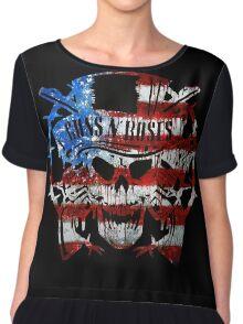 American Made - Guns N' Roses Chiffon Top